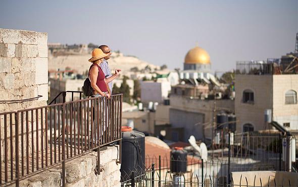 jerusalem wall tours