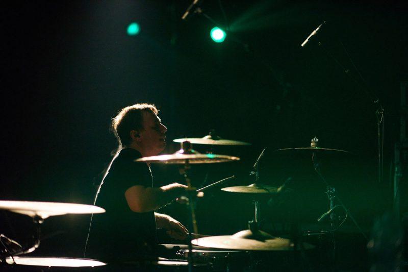 Drummer concert