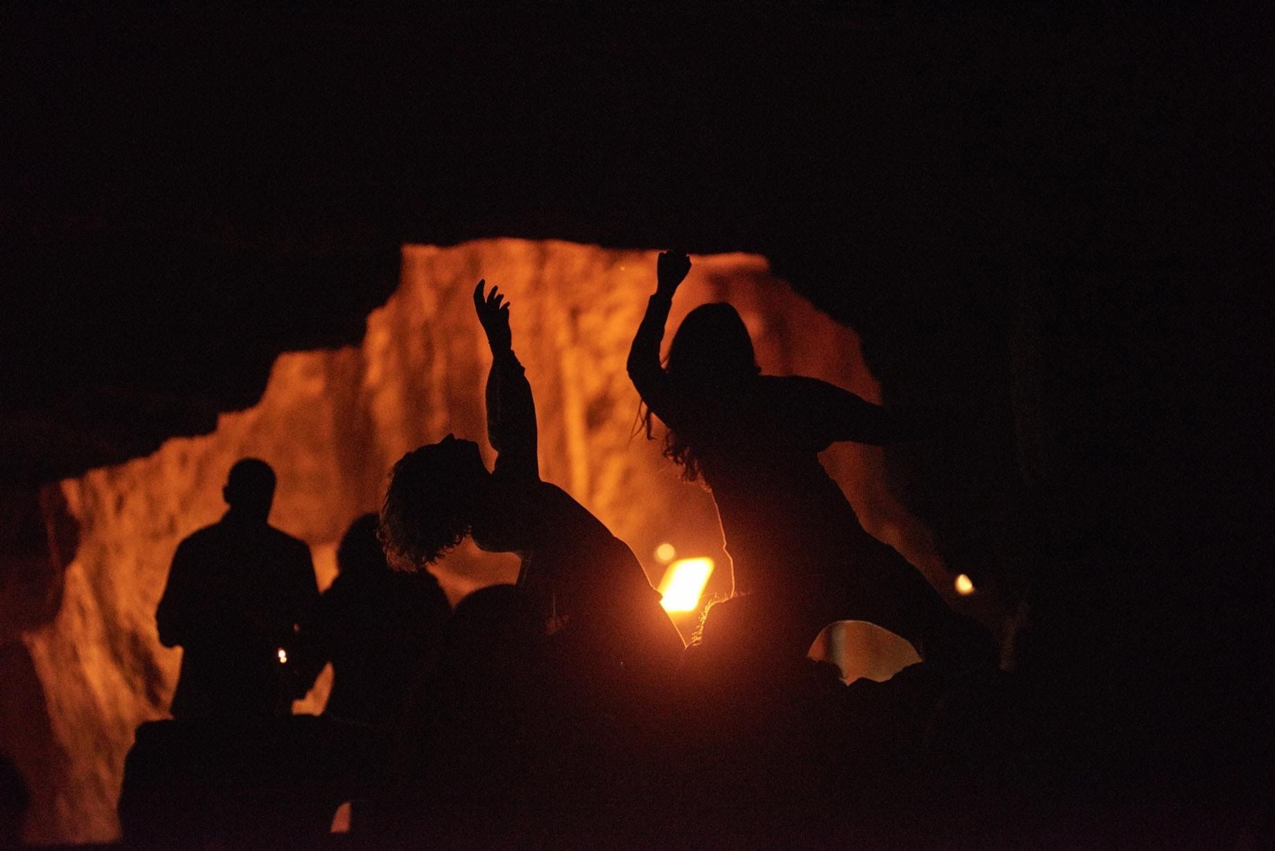 Zidkiyahu Cave Dancers