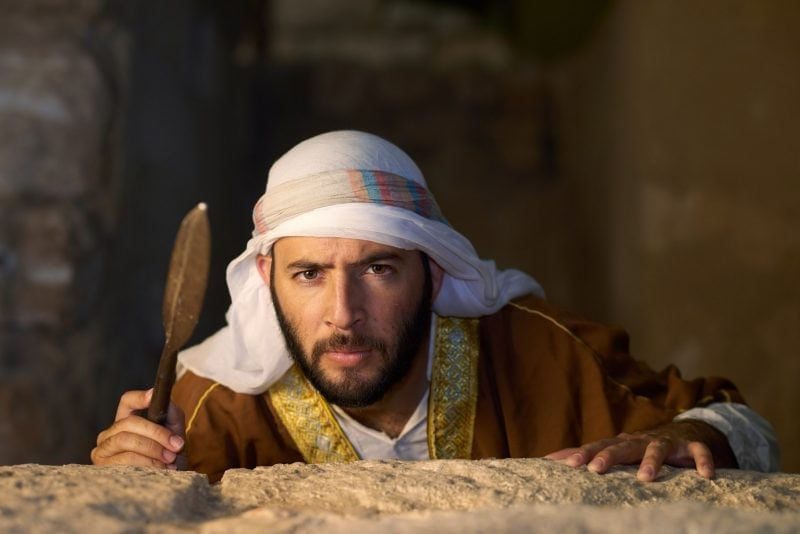 Herodian Quarter Actors