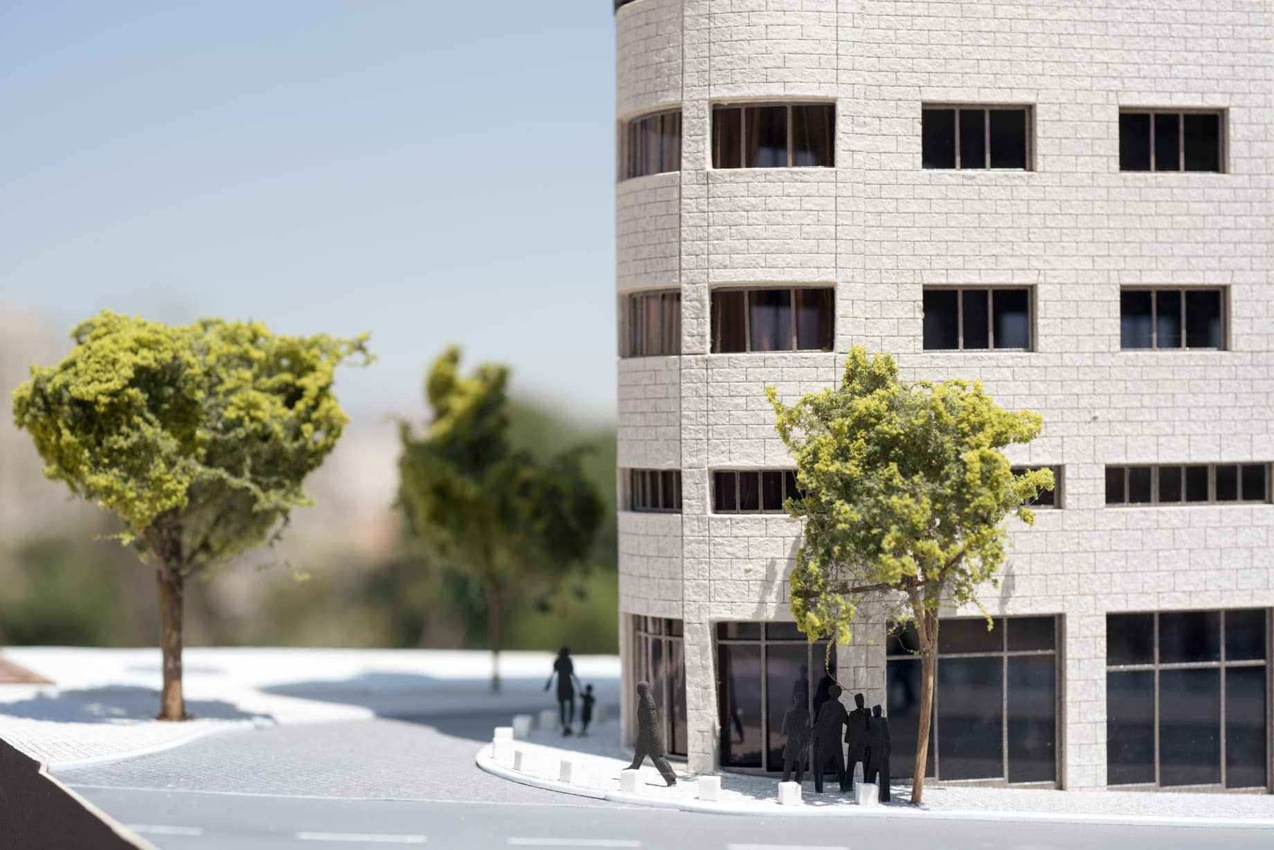 architecture model photography