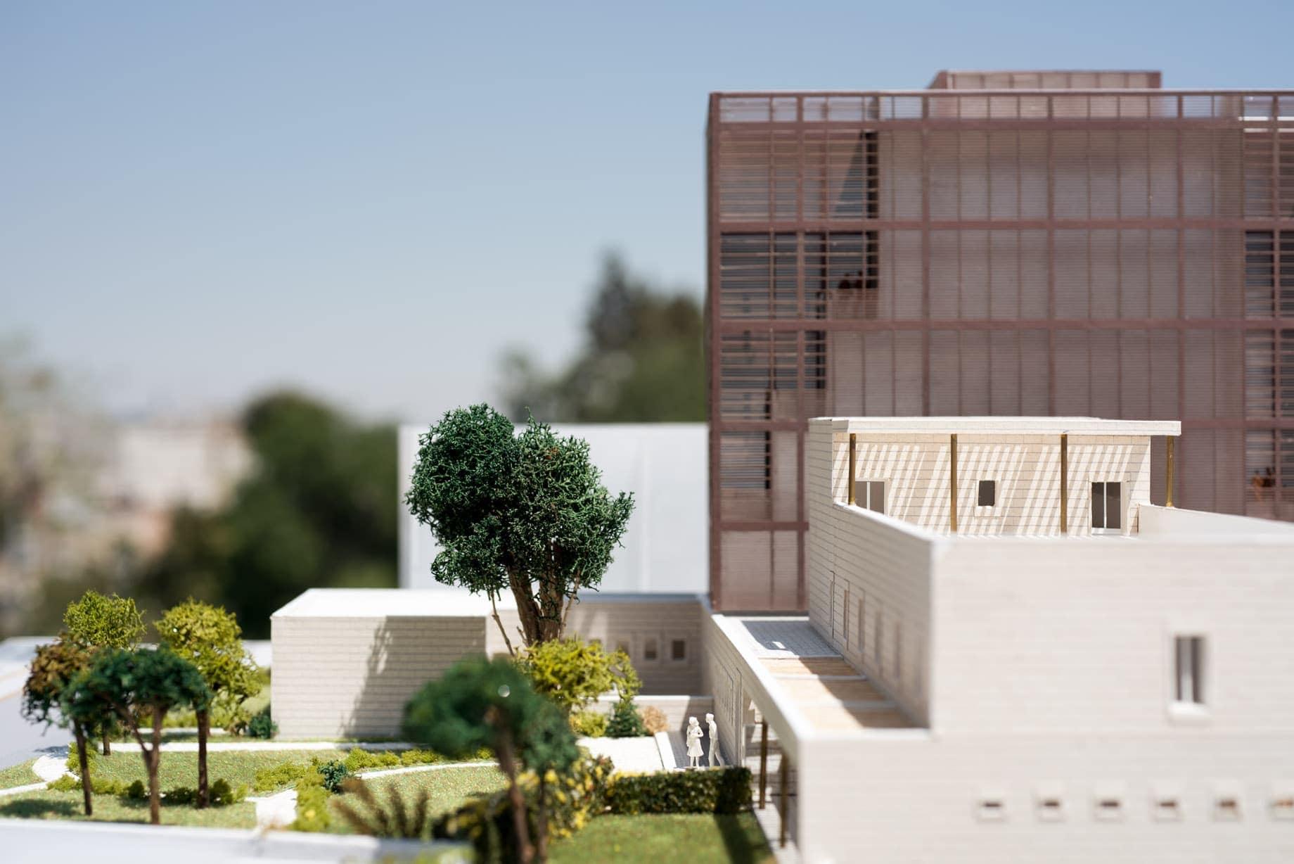 architect model photography