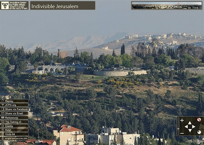 panorama Jerusalem Gigapixel