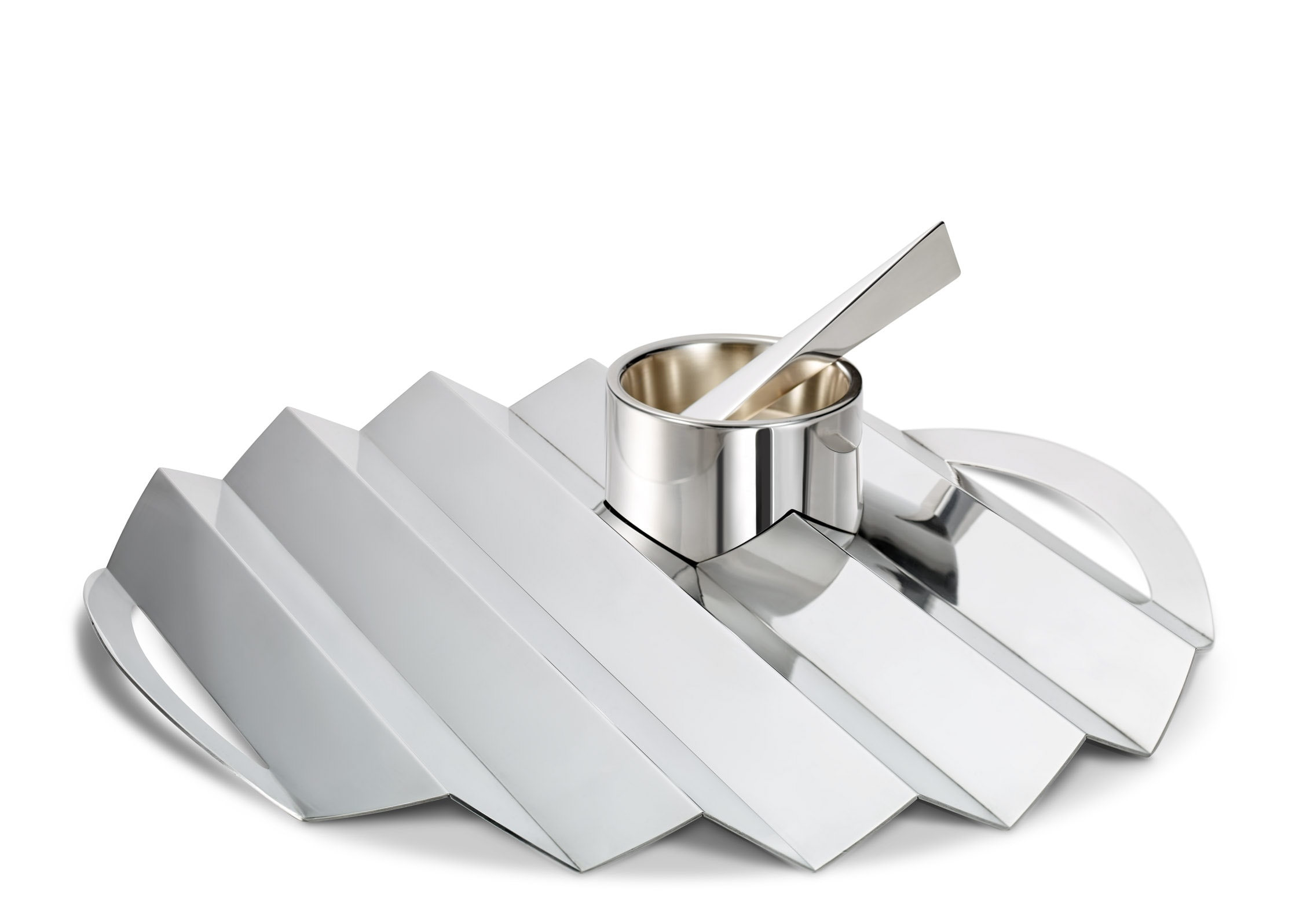 Silversmith product photography