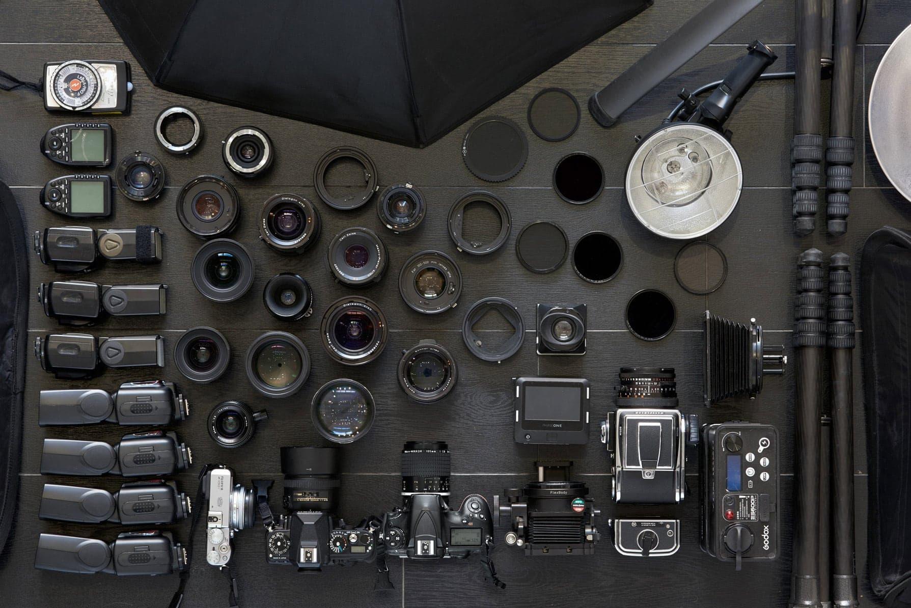 jerusalem studio gear